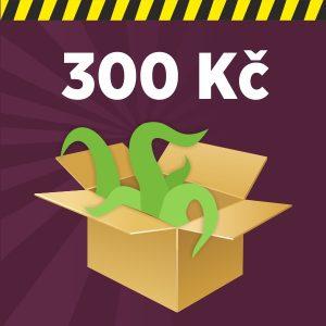 voucher 300 Kč