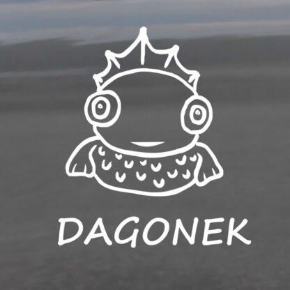 auto nálepka Dagon