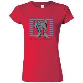 tričko dámské s potiskem didaktik