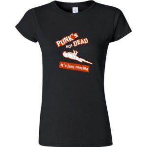 tričko dámské s motivem Monty Python punk