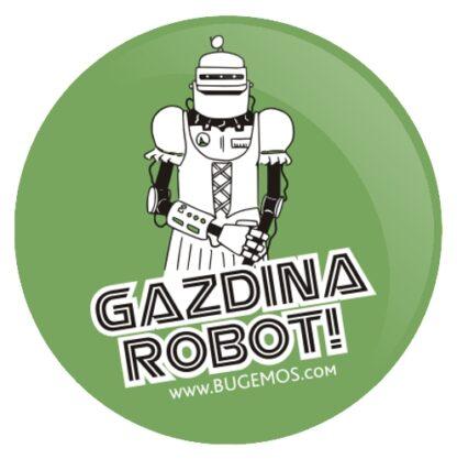 placka gazdina robot bugemos