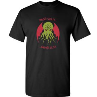 tričko pánské s potiskem cthulhu horor