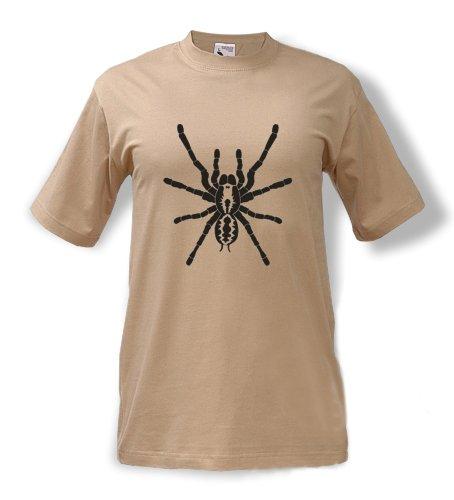 trička potisk Pavouk