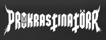 potisk trička Prokrastinátor
