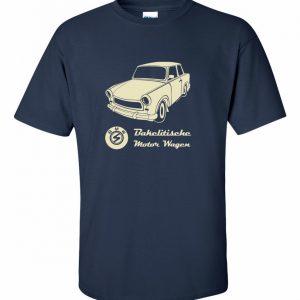 tričko potisk Trabant