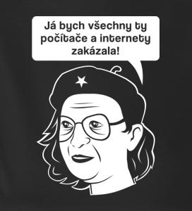 potisk trička Věra Pohlová