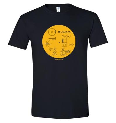 tričko pánské bugemos komiks voyager