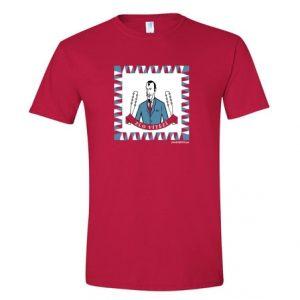 tričko bugemos zlo vítězí