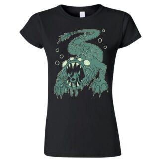 tričko dámské s potiskem Dagon