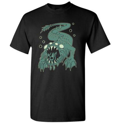 tričko pánské s potiskem Dagon
