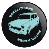 placka retro trabant
