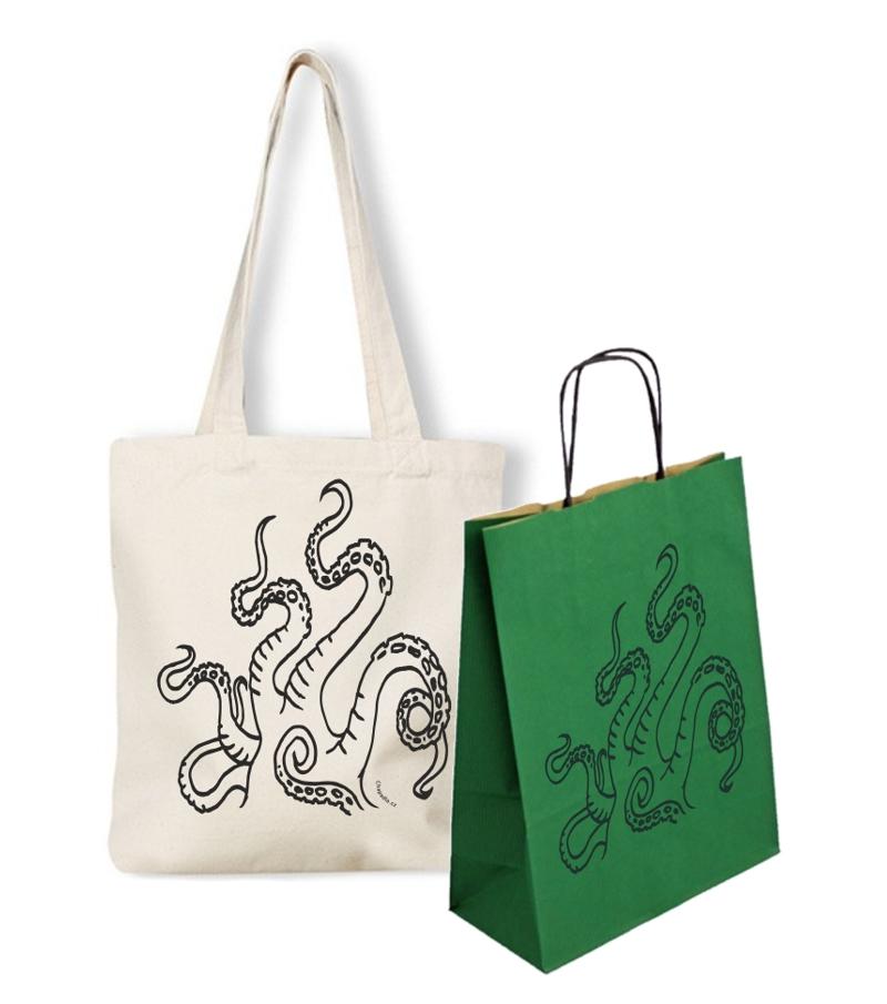 tašky s potiskem