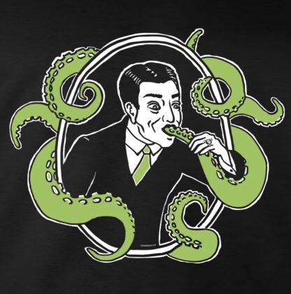 tričko s potiskem kultistické uzeniny