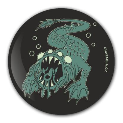 hororová placka Dagon