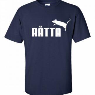 tričko pánské potisk Ratta Puma logo